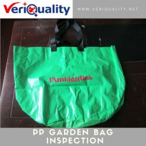 PP Garden Bag Quality Control Inspection Service at Ningbo, Zhejiang pictures & photos