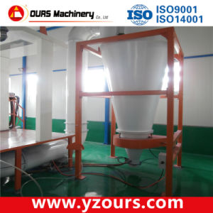 Large-Cyclone Stainless Steel Powder Coating/ Spray Booth pictures & photos