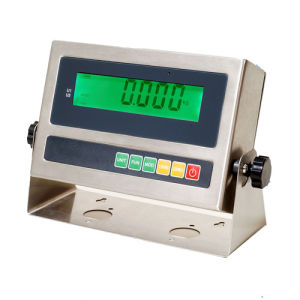 Stainless Steel Weighing Indicator with Big LCD Display (AMI-LCD) pictures & photos