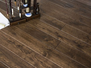 Legal Source Origin Big Size European Oak Engineered Wood Flooring