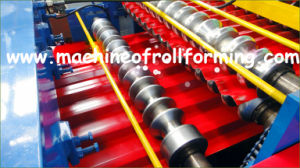 Dual Level Tile Roll Forming Machine (840+900)