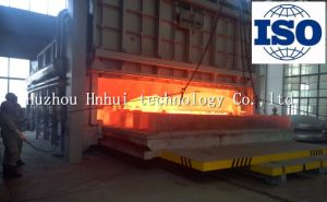 Trolly Type Gas Soild Furnace pictures & photos