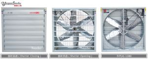 Sanhe High Quality Swung Drop Hammer Exhaust Fan pictures & photos