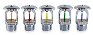 Types of Fire Sprinklers, Zinc Alloy Upright Fire Sprinkler pictures & photos