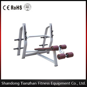Tz-6043 Gym Use Olympic Decline Bench for Wholesale pictures & photos