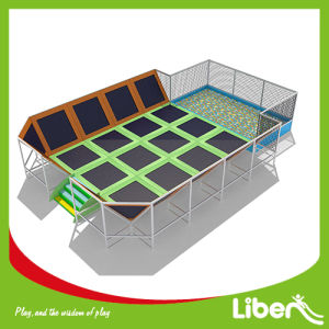 Multifunction Indoor Trampoline for Park pictures & photos