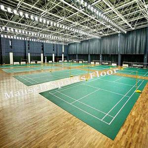 PVC Flooring for Badminton Court pictures & photos