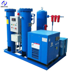 Brotie Psa Medical Industrial Oxygen Gas Generation System Set Machine pictures & photos