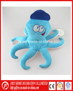Funny Plush Soft Octopus/Inkfish Toy for Baby pictures & photos