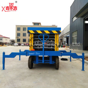 Electric Hydraulic Aerial Work Platform pictures & photos