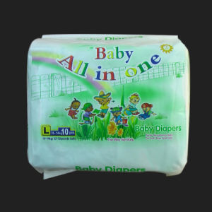 High Quality Disposable Baby Diapers for New Born Baby (Leo-22) pictures & photos