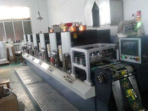 Letterpress Label Printing Machinery (WJLZ-350) pictures & photos