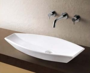 New Design Wash Basin with Bathroom Accessories (W7179) pictures & photos