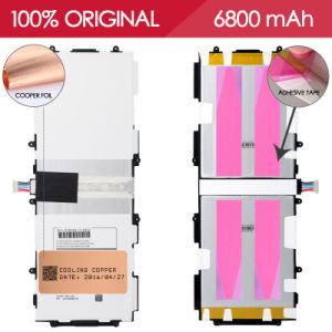 Allparts 100% Tested T4500e 6800mAh Battery for Samsung Galaxy Tab 3 10.1 P5200 Battery P5210 Gt-P5200 Gt-P5210 Replacement