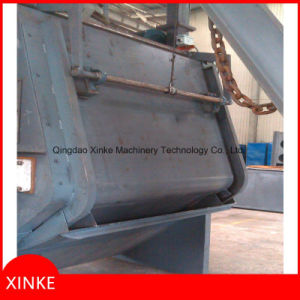 Tumble Belt Steel Shot Blast Equipment pictures & photos