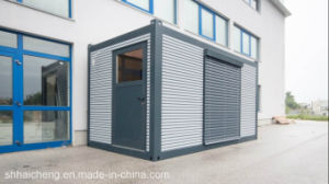 High Quality Certificated Modular House for Sale (shs-fp-comm024) pictures & photos