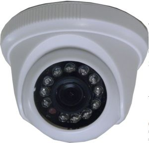 CMOS 800tvl Indoor IR Security India Dome CCTV Cameras Distributor(Vt-9513hb