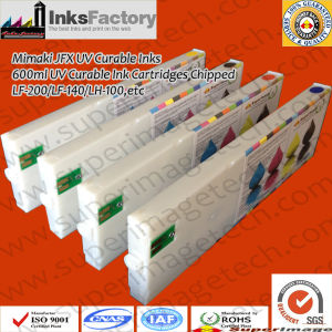 600ml Lh100 Rigid Ink Cartridge for Mimaki Jfx pictures & photos