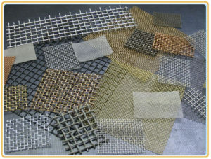High Carbon Crimped Wire Mesh pictures & photos