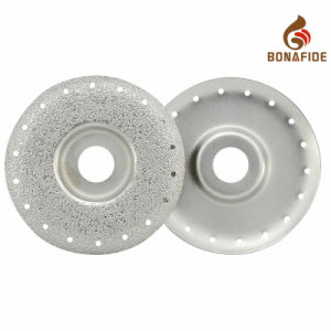 Diamond Tool for Vacuum Brazed Diamond Grinding Wheel pictures & photos