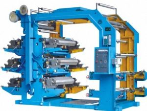 4 Colors Automatic Printing Machine (two colour-YT-4600)