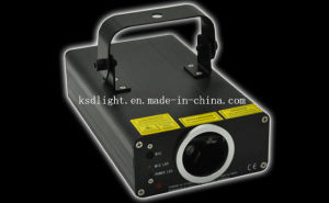 Beautiful Single Blue Laser Lighting 100mw 470nm for DJ