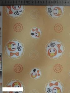 Sweet Girl Printing Polyester 600d Fabric for Bags! pictures & photos