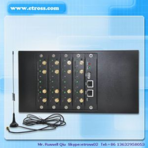 Etross Ets-16g 16 Ports GSM VoIP / GoIP Gateway (ETS-16G) pictures & photos