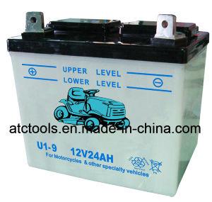 U1-9 U1-R9 Lead Acid Lawn Mower Battery pictures & photos