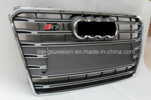"Chromed Auto Car Front Grille for Audi S7 2013"" pictures & photos"