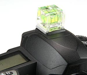 1-Axis Hot Shoe Camera Spirit Level pictures & photos