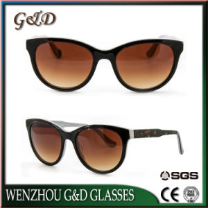 New Summer Style High Quality Acetate Sunglasses PS-603-520-15 pictures & photos