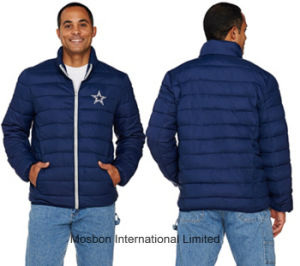 Branded Packable Down Quilted Jacket pictures & photos