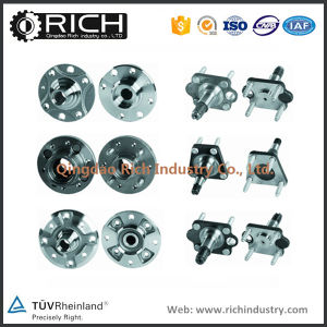 High Quality Good Price Wholesale Alloy Wheel Hub/Automobile Part/CNC Machining/Steel Forging/Auto Parts/Automobile Part/ Car Parts/Aluminum Wheel Car Hub pictures & photos