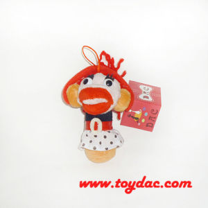 Soft Cartoon Doll Key Chain Toy pictures & photos