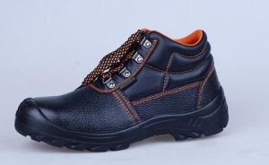 Low Cut Men Steel Toe Safety Shoes pictures & photos