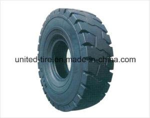 Industrial Port Tyre Designed for Forklift Trucks,