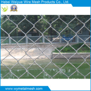 Stainless Steel Galvanized PVC Coated Chain Link Fence pictures & photos