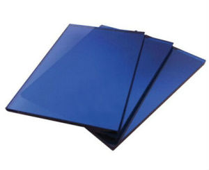 5mm Dark Blue Reflective Glass pictures & photos