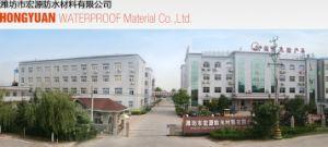 HDPE Self Adhesive Bitumen Waterproof Membrane/Roof Underlayment pictures & photos