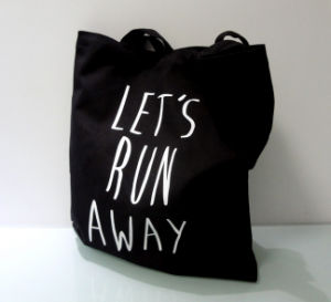 Durable Eco-Friendly Cheap Customized Promo Canvas Bag pictures & photos