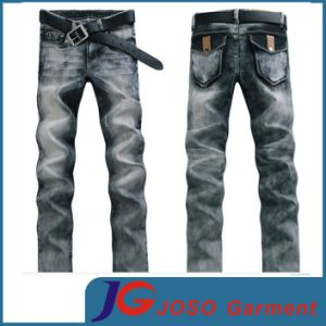 Funky Denim Jean Specially Wash Tight Men Trousers (JC3249) pictures & photos