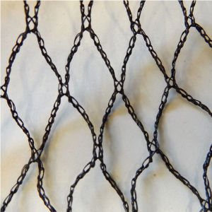 Monofilament Bird Netting, Black/ White/Red Color pictures & photos