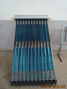 Durable Domestic Heat Pipe Solar Collector, 100L-600L pictures & photos