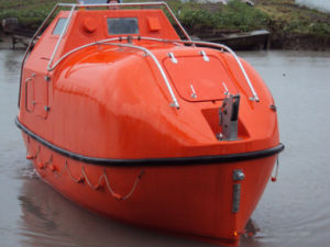 Rescue Boat Capacity 16p Floating Stable Automaticly Rescue Boat pictures & photos