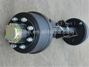 Trailer Axle with Jap Studs Thailand Trailer Axle pictures & photos