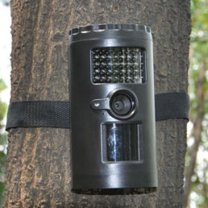 8MP HD IP66 Invisible IR Surveillance Camera pictures & photos