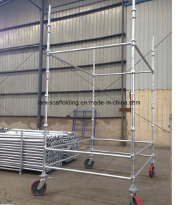Factory Hot Sale Cuplock System Scaffold for Construction Material pictures & photos