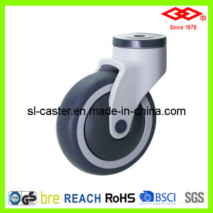 125mm Swivel Bolt Hole Caster Wheel (G503-39E125X32C) pictures & photos