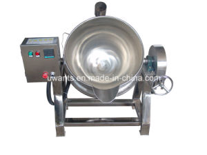 Electric Heating Way Double Jackets Cooking Pot pictures & photos